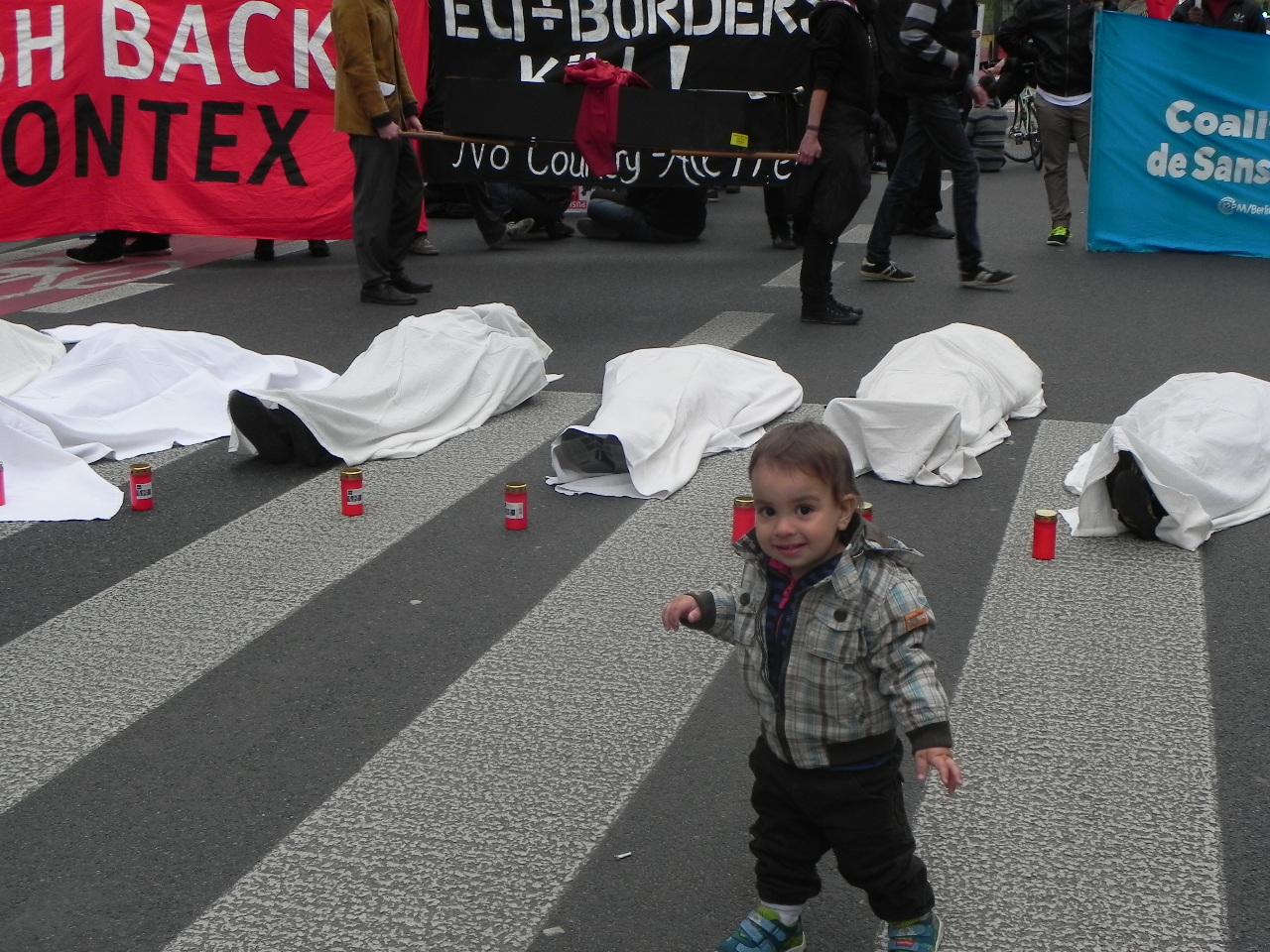 Relacje z demonstracji w Warszawie / Coverage from the Warsaw demonstration