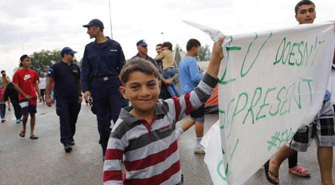 Grecja: eksmisje i przesiedlenia uchodźców