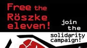 Węgry // Röszke 11: Trzeci dzień procesu Ahmeda – 12/01/18