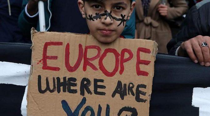 """Dwa lata porozumienia UE-TURCJA: Manipulacja koncepcją """"bezpiecznego kraju rozwijającego się"""" jako narzędzie powstrzymania migracji"""