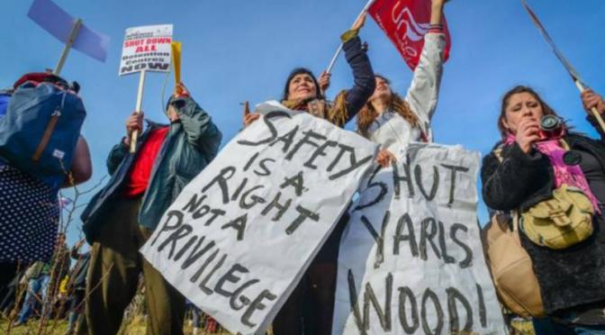Anglia: Kontynuacja strajku głodowego w Yarl's Wood w kontekście międzynarodowego dnia kobiet