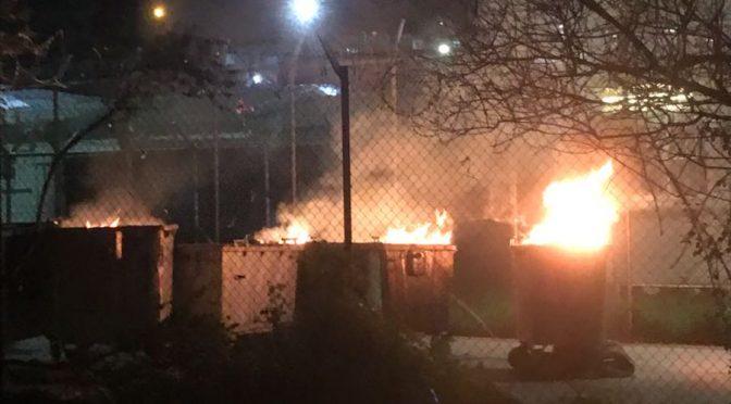 Grecja: 14 marca – zamieszki w obozie Moria